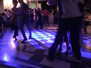 Typical Buenos Aires Milonga