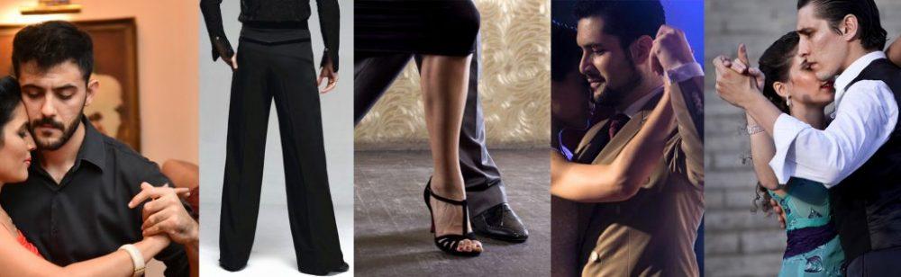 Mens Tango Milonga Fashions