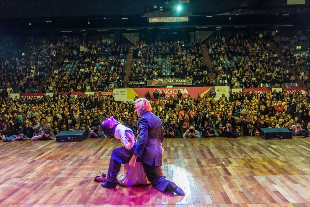 Tango BA Festival Mundial 2017 Escenario Stage Winners Luna Park