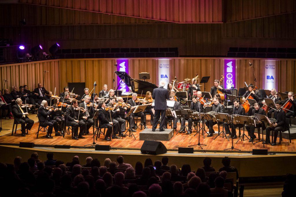Tango BA Festival Mundial concert